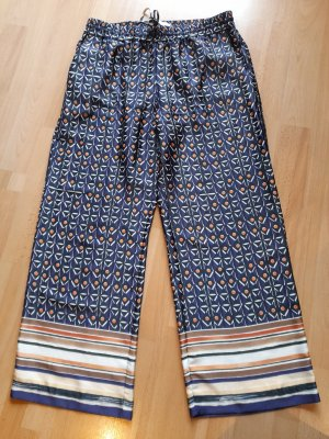 Mango Suit Marlene Trousers multicolored
