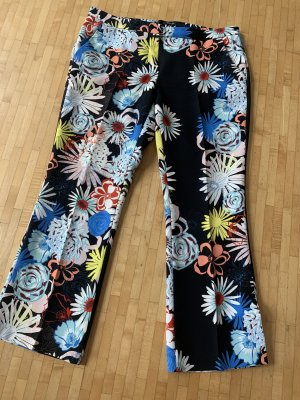 Stehmann Pantalone a vita bassa multicolore Poliestere