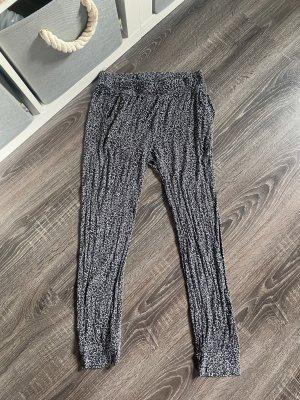 H&M Piżama czarny-biały