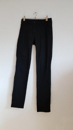 Hose Stoff H&M  34 schwarz