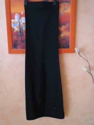 Style Spodnie materiałowe czarny