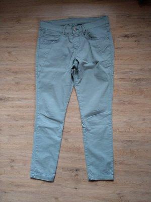 Mac Jersey Pants green grey