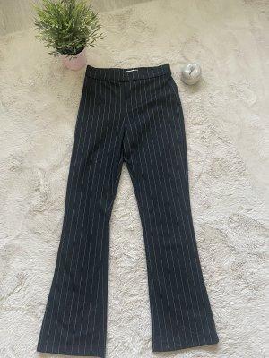 Hollister Pantalon pattes d'éléphant noir