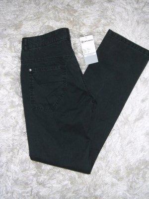 Hose, Stoffhose, leichte Jeans, Converse, schwarz, Gr. 27, neu mit Etikett