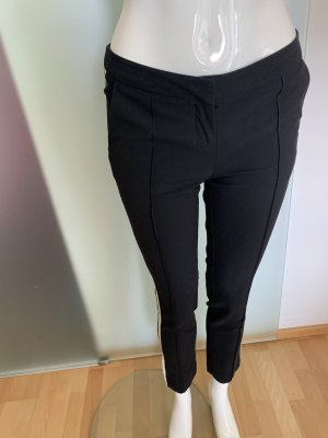 Buffalo Jersey Pants black-natural white