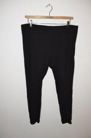 H&M Basic Stretch broek zwart Polyester