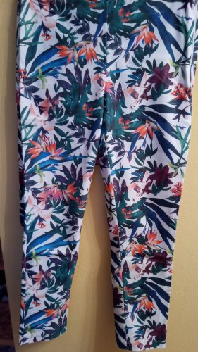 Street One Stretch Trousers multicolored