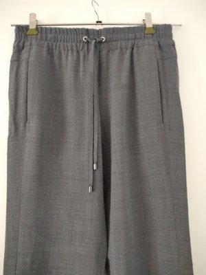 Strenesse Woolen Trousers grey wool
