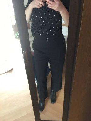 Mango Suit Hot Pants black