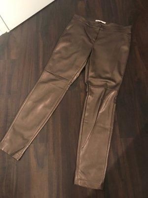 Stehmann Pantalón elástico marrón claro