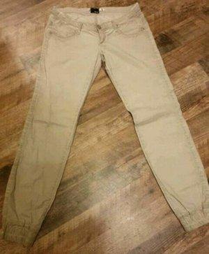 Take Two Jeans elasticizzati beige
