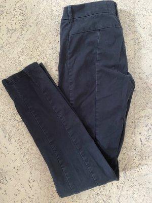 Timezone Spodnie z pięcioma kieszeniami czarny