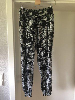 Tom Tailor Harem Pants black-light grey