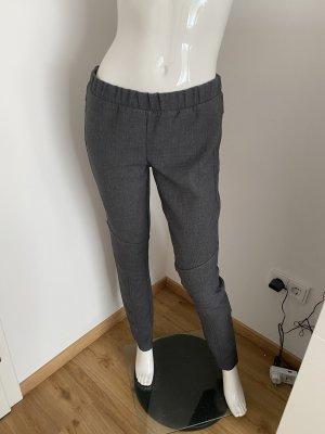 Tommy Hilfiger Pantalón de tubo gris-gris oscuro Poliéster