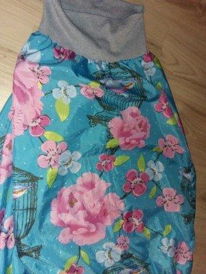 handmade Pantalone bloomers multicolore Tessuto misto