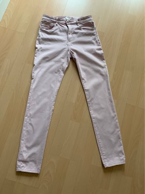 Hennes Collection by H&M Stretch Trousers pink