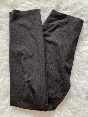 True Vintage Pantalon taille haute multicolore