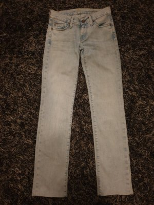 7 For All Mankind Jersey Pants light blue