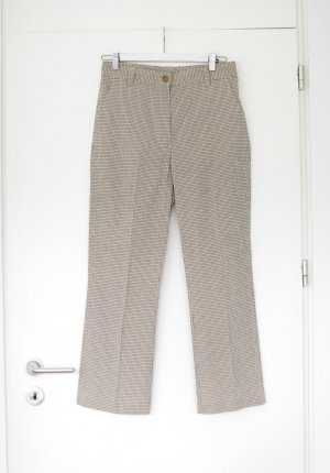 ARKET 7/8 Length Trousers camel-grey brown