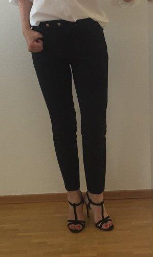 Ba&sh Pantalon en jersey noir