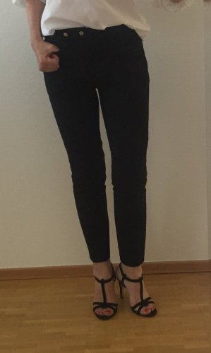Ba&sh Spodnie materiałowe czarny