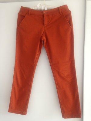 Benetton Trousers orange