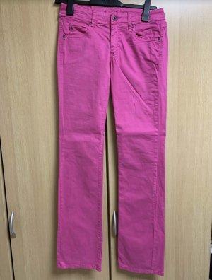 Biaumax Five-Pocket Trousers pink