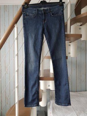 Big Star Jeans a sigaretta blu scuro