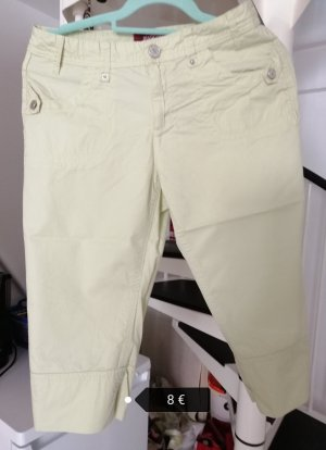 Biaggini Capris pale green