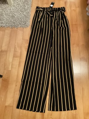 Boohoo Jersey Pants multicolored polyester
