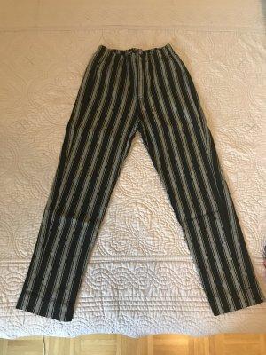 Brandy & Melville Jersey Pants black-white