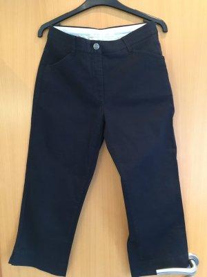 Brax Pantalone a 3/4 nero