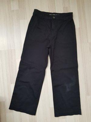 C&A Spodnie Capri czarny