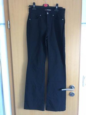 Cambio Pantalon pattes d'éléphant noir