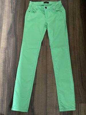 Cimarron Jeans a sigaretta verde