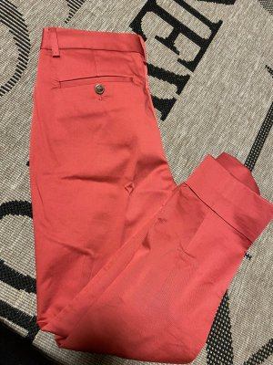 Closed Chinos bright red