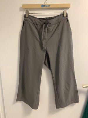 Crane 3/4 Length Trousers dark grey