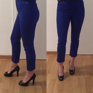Diane von Furstenberg Pantalone a 3/4 blu Cotone