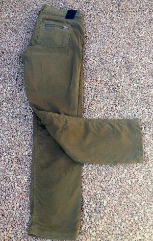 Drykorn Pantalon kaki kaki coton