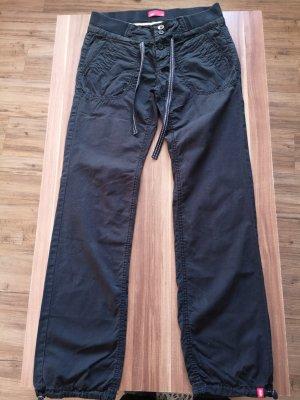 edc by Esprit Cargo Pants black-light grey