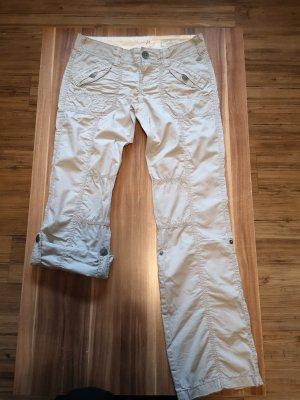 edc by Esprit Pantalone a vita bassa grigio chiaro-grigio