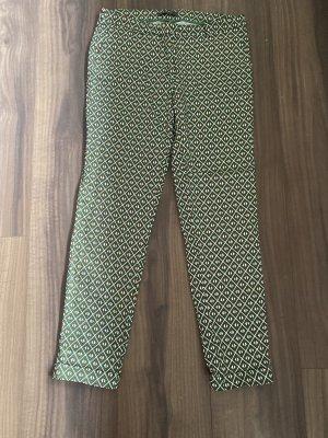 Esprit Pantalon cigarette brun-vert forêt