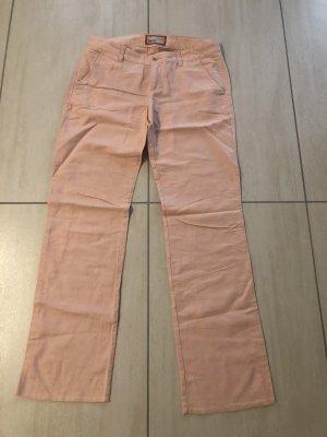 Esprit Linen Pants pink