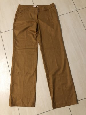 Esprit Pantalone palazzo color cammello