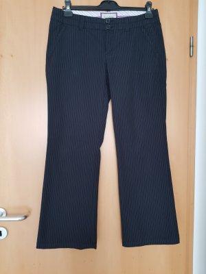 esprit collection Pantalon Marlene bleu foncé