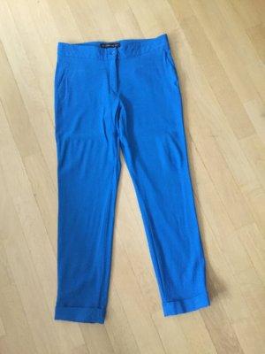 Etro 7/8 Length Trousers blue viscose