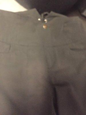 Freeskin Spodnie z wysokim stanem czarny