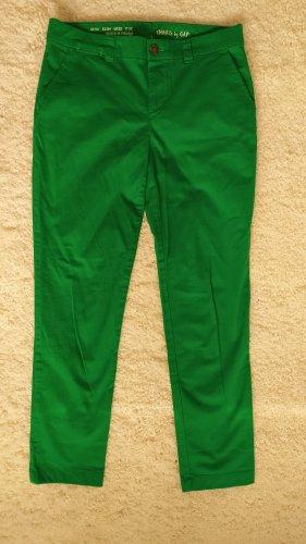 Gap Cargo Pants green cotton
