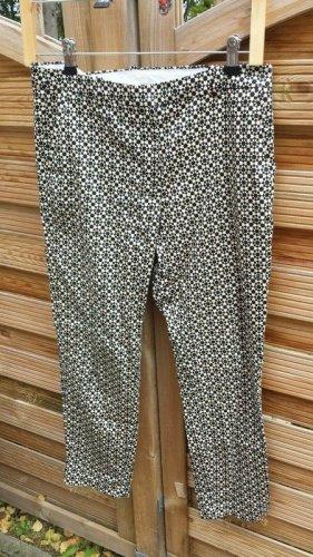 H&M Pantalon d'équitation noir tissu mixte