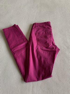 Hose von H&M violett